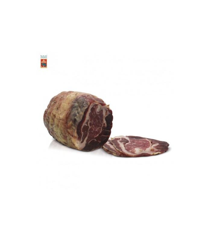 Ventresca di Cinghiale 300gr - Pancetta di Cinghiale - Timpa del Cinghiale