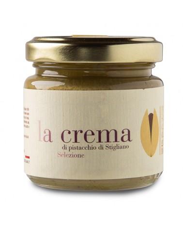 Crema di Pistacchio 140gr - Pistacchio di Stigliano