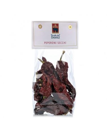Peperoni cruschi da friggere 100 gr