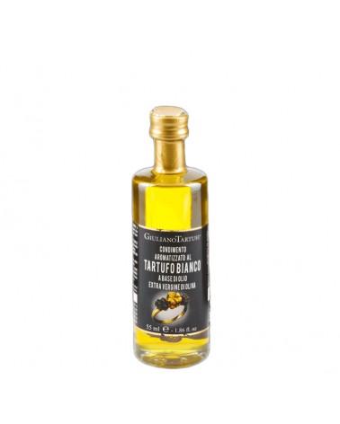 Condimento aromatizzato al Tartufo Bianco con scaglie