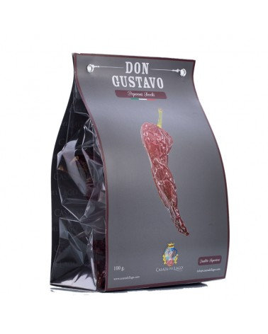 Peperoni secchi da friggere 100gr - Don Gustavo Casata del Lago