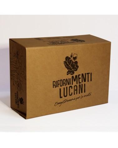 Aperitivo al Lago - Rifornimenti Lucani - Box prodotti tipici Lucani