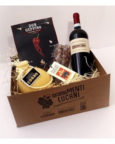 Rifornimenti Lucani - Box prodotti tipici Lucani