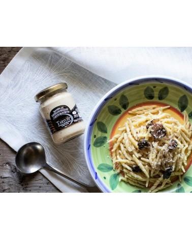 Pasta Parmigiano Reggiano e Tartufo Bianchetto