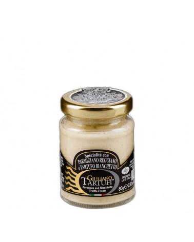 Parmigiano Reggiano e Tartufo Bianchetto