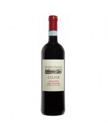 Calice 75 cl - Aglianico del Vulture DOC - Donato D'Angelo