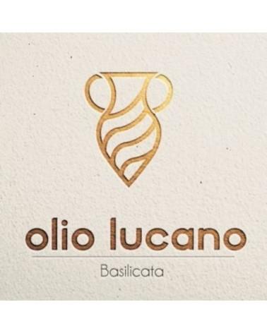 Logo Olio IGP Lucano Extravergine di Oliva