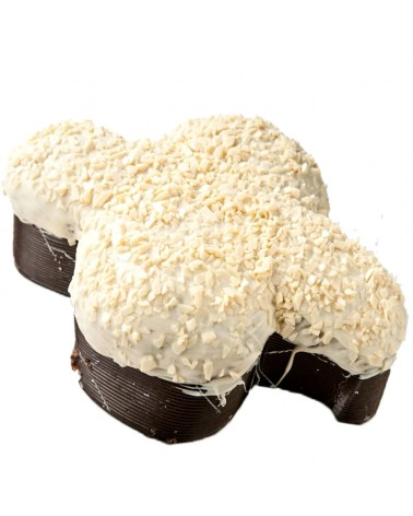 Colomba al Cioccolato Bianco - 1kg - Telesca Mastri Fornai