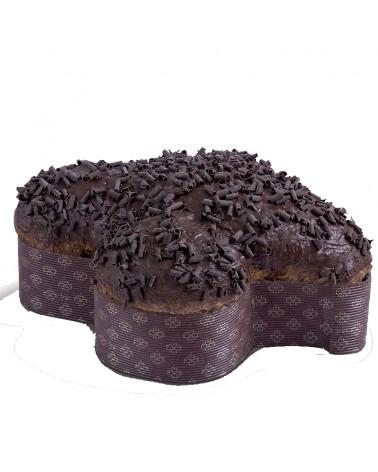 Colomba al Cioccolato Fondente - 1 kg - Telesca Mastri Fornai