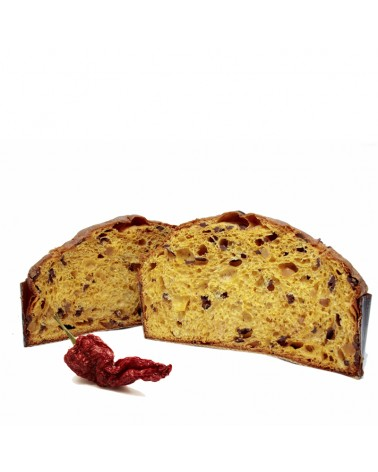 Colomba cioccolato e peperone crusco 1 kg- Calciano - Cruskees