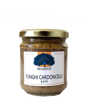 Patè di Funghi Cardoncelli 175 gr
