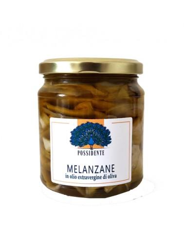 Melanzane Classiche in olio extravergine di oliva 270g